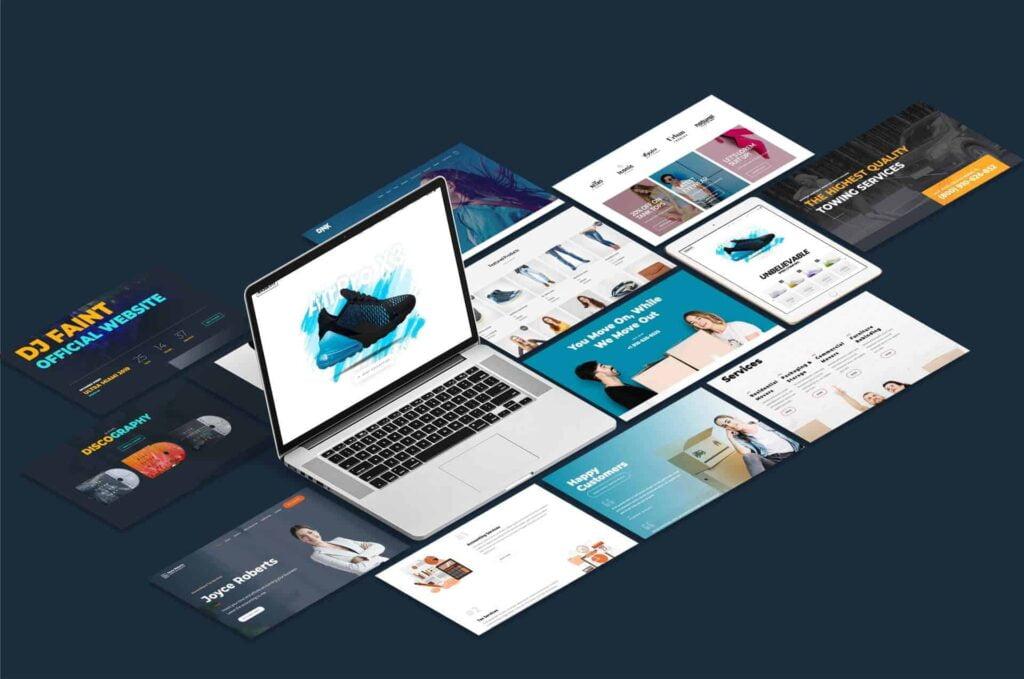 Online markedsføring med en god hjemmeside