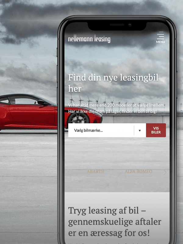 Google Ads Annoncering nellemann leasing placeholder